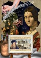 Guinea 2012 - Great Italian Masters Paintings X. Y&T 1474, Mi 9663/Bl.2189 - Guinea (1958-...)