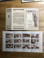 VIGNETTE 1931 - CARNET COMPLET MNH - EGLISE REIMS - Autres