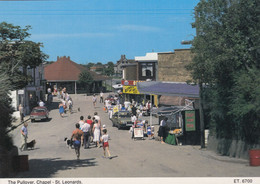 Postcard The Pullover Chapel St Leonards Nr Skegness [ Bamforth ] Ford Orion ? Car On Right  My Ref B24511 - Autres