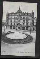 AK 0574  Graz - A. H. Ortner' S Café Kaiserhof / Verlag Frank Um 1907 - Graz