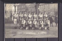 85 CARTE PHOTO DE FONTENAY LE COMTE DU 137IEME INFANTERIE - Fontenay Le Comte