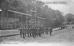 GRAND FOUGERAY  -  Arrivée Nouba à L Hippodrome - Autres Communes