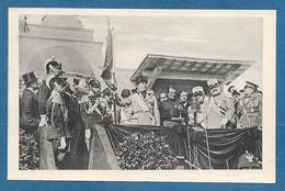 1930 CORPO DEGLI AGENTI DI PUBBLICA SICUREZZA POLIZIA VILLA GLORI ROMA CONSEGNA DELLA BANDIERA DA B. MUSSOLINI N°A29 - Inaugurazioni