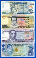 Philippines  9  Billets - Filippine