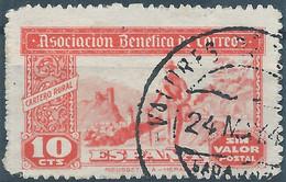 Spagna-Spain,Spanish,España,CHARITY Association,Used - Wohlfahrtsmarken