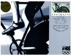 (R 18 B) Maxicard - Cycling - Olympic Games - Cyclisme