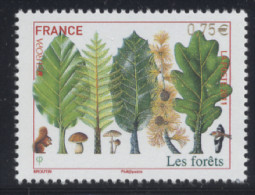 N° 4551 Forêts Faciale 0,75 € - Nuovi