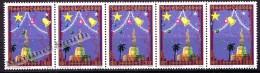 New Caledonia - Nouvelle Calédonie  1994 Yvert 675-79 Christmas - MNH - Ongebruikt