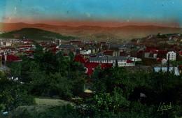 St Saint Etienne - Vue Générale En 1942 - Carte J. Lafond Colorisée - Saint Etienne