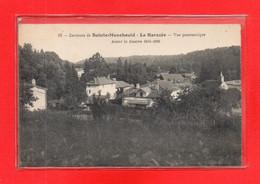 51-CPA Env. SAINTE MENEHOULD - LA HARAZEE - Sainte-Menehould