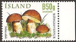 Iceland 2012; Mushrooms - Michel 1374.** (MNH) - Nuovi