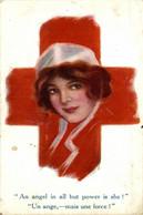 Un Ange Mais Une Force!. Red Cross La Croix Roug 1914/15 WWI WWICOLLECTION - Weltkrieg 1914-18