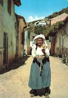 Grece Corfou Corfu Paysanne Fileuse CPM - Grecia