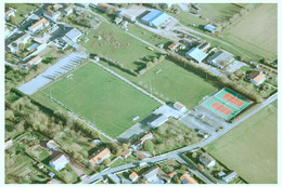 Fors (79 - France)  Stade Municipal - Other Municipalities