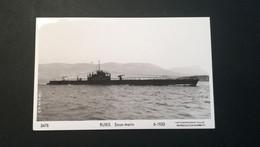 "SOUS-MARIN   """" RUBIS - 6-1933 "" Phot Marius Bar Toulon - Submarines"