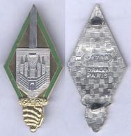 Insigne Du 164e Régiment D'Infanterie - Hueste