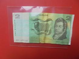 AUSTRALIE 2$ 1974-85 Circuler - Emissioni Governative Decimali 1966-...