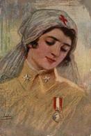 Crocce Rossa Italiana. Red Cross La Croix Roug 1914/15 WWI WWICOLLECTION - Weltkrieg 1914-18