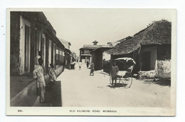 Kenya Old Kilindini Road Monbasa - Kenia