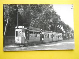 Nantes ,tramway Morrhonniere Paris ,carte Photo - Nantes