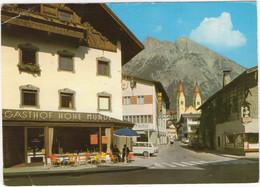 Telfs: OPEL KADETT B CARaVAN - Gasthof 'Hohe Munde'  - (Oberinntal, Austria) - Turismo
