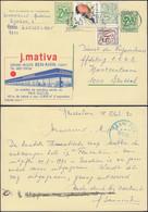 Belgique 1990 - Carte Postale Publibel Nº 2451 F De Knesselare à Destination Bruxelles....(DD) DC-9287 - Publibels