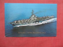 U S S Ticonderoga CVS 14  Anti Submarine Aircraft Carrier >  Ref 4415 - Warships