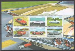 PK351 LIBERIA TRANSPORTATION HISTORICAL CARS AUTOMOBILES 1KB MNH - Auto's