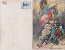 """""""Les Chansons De France"""". Red Cross La Croix Roug 1914/15 WWI WWICOLLECTION - Weltkrieg 1914-18"""