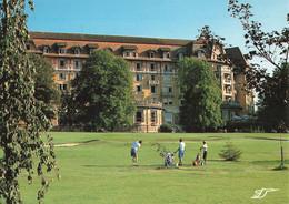 Golf Vosges Vittel Ermitage Et Golf Terrain Green Joueur Joueurs - Golf