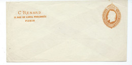 PROJET RENARD Napoléon III Par Trottin - Precursor Cards