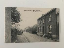 Carte Postale Ancienne (1913) EYGEN-BILSEN Huis : Delhaize W. Boelen-Boelen - Bilzen
