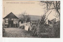 SAINT PIERRE DES LANDES - ATELIERS DE CONSTRUCTIONS AGRICOLES - 53 - Sonstige Gemeinden