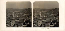Bosnien 7. Sarajevo Careva Cuprija Mit Djamia.  ESTEREOSCOPICA. STÉRÉOSCOPIQUE. STEREOSCOPIC - Stereoscopic
