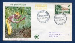 ⭐ France - FDC - Premier Jour - Rivière Sens - Guadeloupe - 1957 ⭐ - 1950-1959