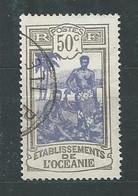 OCEANIE N° 33 OB TB - Used Stamps
