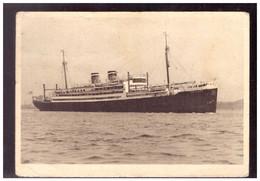 AK Dampfer (020583) Orinoco, Magdalena, Hamburg Amerika Linie, Gelaufen Cristobal - Piroscafi