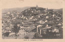 SALUTI DA CASTIGLIONE DI SICILIA - - Catania
