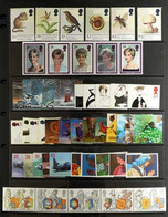 1994-1998 COMMEMORATIVES COMPLETE NHM  A Complete Five Year Run Of Commemorative Sets (no Greeting Stamps), Superb Never - 1952-.... (Elisabetta II)