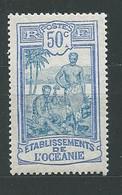 OCEANIE N° 54 * TB 2 - Unused Stamps