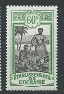 OCEANIE N° 56 ** TB 2 - Used Stamps