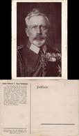 Ansichtskarte  Kaiser Wilhelm II. Neue Aufnahme 1915 - Case Reali