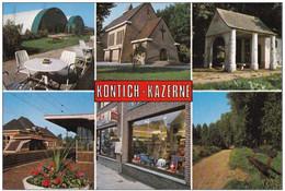 Kontich Kazerne Groeten Uit - Un Bonjour De - Grüsse Aus JB - Kontich