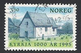 Norwegen, 1995, Mi.-Nr. 1181, Gestempelt - Gebraucht