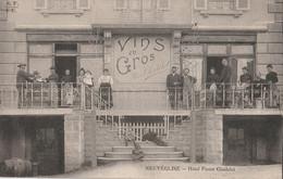 15 NEUVEGLISE   Hotel Pierre Chadelat   Negoce De Vins - Sonstige Gemeinden