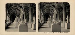 9 Paris. Louvre, Moulages Des Musées étrangers.  ESTEREOSCOPICA. STÉRÉOSCOPIQUE. STEREOSCOPIC - Stereoscopio