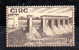 Sello  Nº 58  Irlanda - 1922-37 Stato Libero D'Irlanda