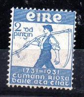 Sello  Nº 59  Irlanda - 1922-37 Stato Libero D'Irlanda