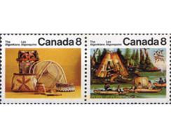 Ref. 180042 * MNH * - CANADA. 1973. CANADIAN INDIANS . INDIOS CANADIENSES - Unused Stamps