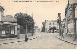(1)       94     Nogent Sur Marne       Boulevard De La Marne - Nogent Sur Marne